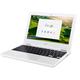 Acer Chromebook 11 (CB3-131-C4SZ), bílá
