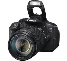 Canon EOS 700D + 18-135mm IS STM + 40mm STM - 8596B055