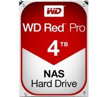 WD Red Pro (FFSX) - 4TB - WD4001FFSX
