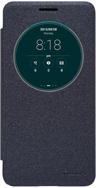 Nillkin Sparkle S-View pouzdro Black pro ASUS Zenfone GO ZC500TG