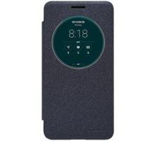Nillkin Sparkle S-View pouzdro Black pro ASUS Zenfone GO ZC500TG - 27433