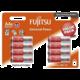 Zdarma Promobox baterie 1x8BP LR6 AA FUJITSU v ceně 169,- Kč