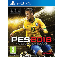 Pro Evolution Soccer 2016 (PS4) - 4012927101353