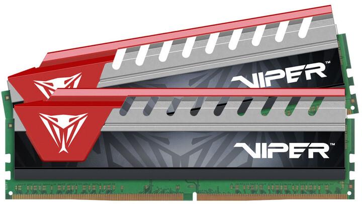 Patriot Viper Elite red 16GB (2x8GB) DDR4 2800