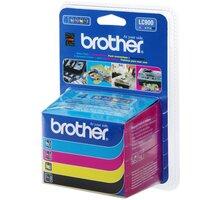 Brother LC-900 VALBP, multipack černá+C+M+Y - LC900VALBP