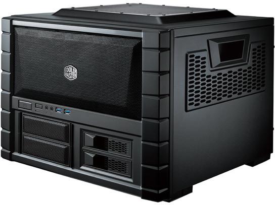 CoolerMaster HAF XB EVO, černá