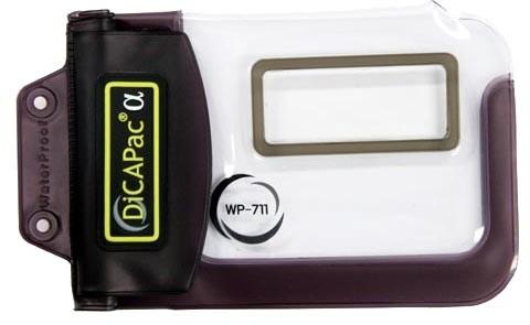 DiCAPac WP-710 pouzdro pro kompaktní fotoaparáty s interním zoomem