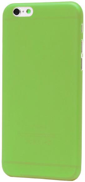 EPICO ultratenký plastový kryt pro iPhone 6/6S EPICO TWIGGY MATT - zelený