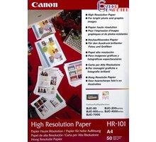Canon Foto papír High Resolution HR-101N, A4, 200 ks, 106 g/m2 - 1033A001