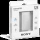 Sony SL-BG1S - 128GB, stříbrná