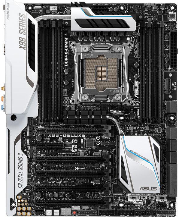ASUS X99-DELUXE/U3.1 - Intel X99