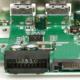 AXAGON - PCEU-232R PCIe adapter 2+2x USB3.0 Renesas + LP