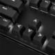 Sharkoon Mechanical Rubber Keyset, Cherry MX/Kailh, černé
