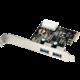 AXAGON PCI-Express adapter 2x USB3.0 ETRON