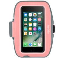 Belkin sportovní pouzdro SportFit plus pro iPhone 7plus, růžové - F8W784btC01