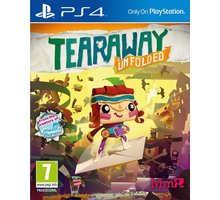 Tearaway Unfolded (PS4) - 711719801849