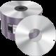 MediaRange DVD-R 8cm 1,4GB 4x, Blank folie 50ks
