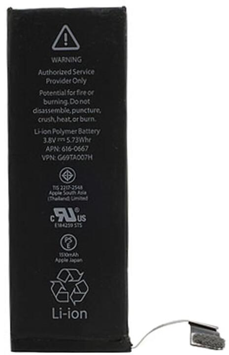 Apple baterie pro mobil Iphone SE 1624mAh Li-lon Polymer (bulk)