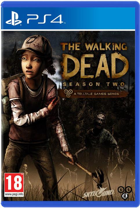 The Walking Dead: Season Two - PS4