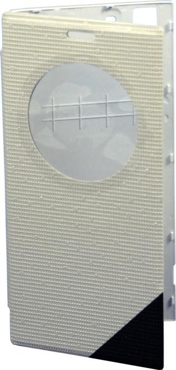 DOOGEE flipové pouzdro pro Doogee F1, bílé