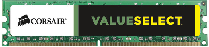 Corsair Value 4GB DDR3 1600