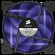 Corsair Air Series SP120, fialová led, 120mm