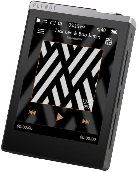 Cowon PD 32GB, stříbrná/černá