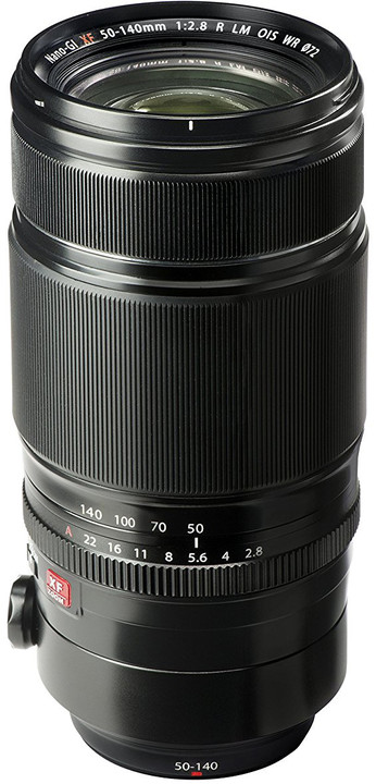 Fujinon objektiv XF50-140mm f/2.8 WR