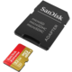 SanDisk Micro SDHC Extreme 32GB 90MB/s UHS-I U3 + SD adaptér