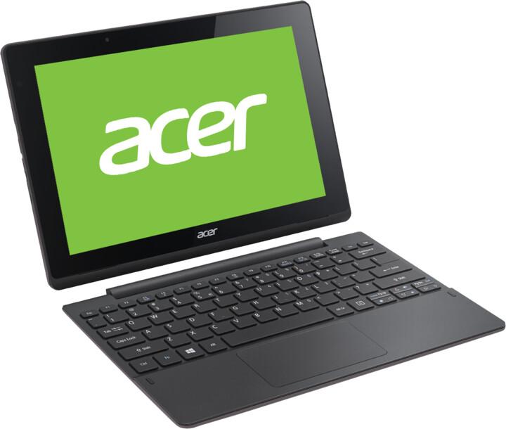 Acer Aspire Switch 10E (SW3-013-1497), šedá