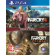 Doublepack - Far Cry 4 a Far Cry: Primal (PS4)