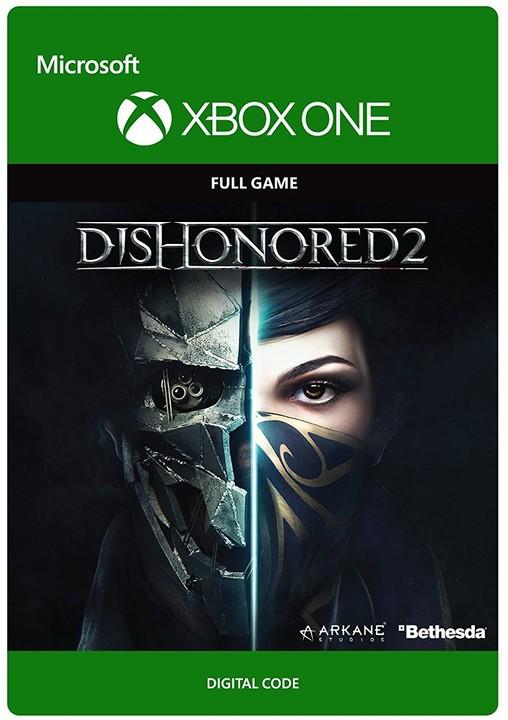 Dishonored 2 (Xbox ONE) - elektronicky