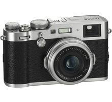 Fujifilm X100F, stříbrná - 16534613