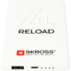 SKROSS powerbank Reload 4, 4000mAh, bílá