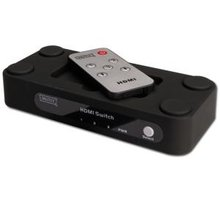 PremiumCord HDMI switch 3:1 - 8592220004750