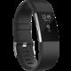 Fitbit Charge 2 Accessory TPU Band L, černá