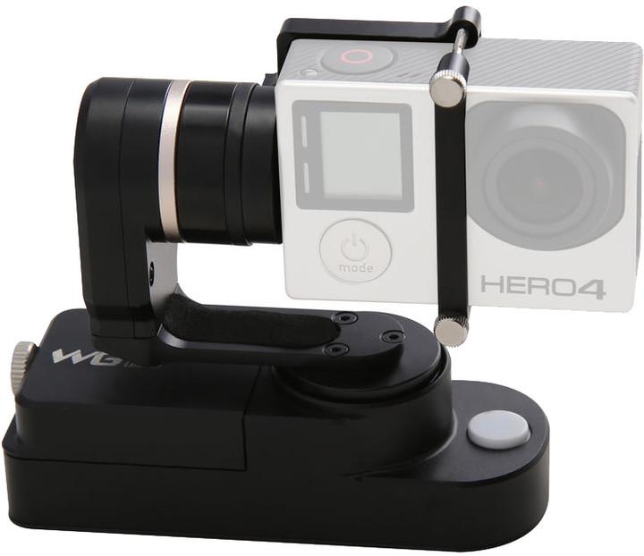 FeiyuTech WG Mini stabilizátor pro nošení a montáž, 2 osy, pro GoPro a akční kamery