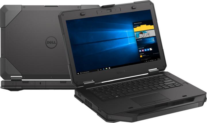 Dell Latitude 14 (5414) Rugged, černá