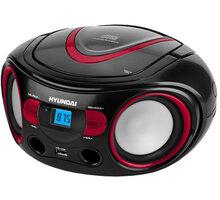 Hyundai TRC 533 AU3BR, černá/červená - HYUTRC533AU3BR