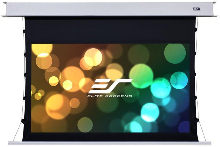 """Elite Screens plátno elektrické motorové stropní 120""""/ 16:9/ 149,4 x 265,7 cm"""