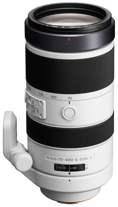 Sony 70–400mm f/4–5.6 G SSM II