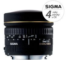 SIGMA 8/3,5 EX DG FISHEYE CIRCULAR Canon - SI 485279