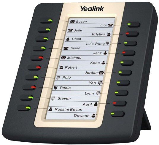 YEALINK EXP20 exp. modul s LCD pro T27/T29