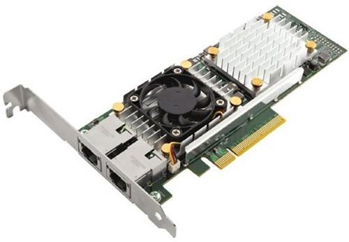 Dell 2-portová síťová karta 10 GbE - Broadcom 57810, PCIe, plná výška