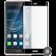 Screenshield temperované sklo na displej pro Huawei P9 Plus, kovový rámeček, černá