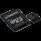 Kingston Micro SDHC 16GB UHS-I U3 + SD adaptér