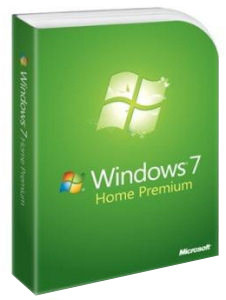 Microsoft Windows 7 Home Premium CZ 32bit/x64, legalizační verze, OEM
