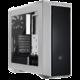 CoolerMaster MasterBox 5, okno, černo-bílá