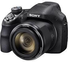 Sony Cybershot DSC-H400B, černá - DSCH400B.CE3