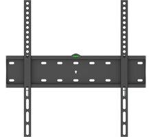"""GoGEN L držák pevný, pro úhlopříčky 32"""" až 55"""", černá - GOGDRZAKFIXL2 + Kabel HDMI 1.4 high speed, ethernet, M/M, 1,5m, opletený, pozlacený, černá barva (v hodnotě 299,-)"""